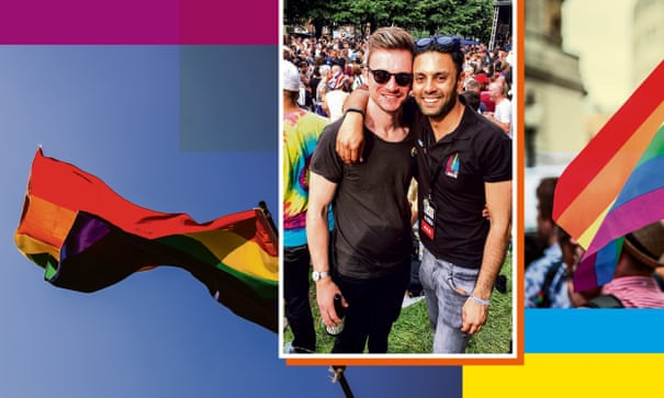 My summer of love: 'I took a date to Black Pride – and realised I loved him'