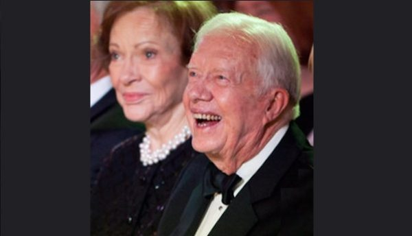 Jimmy and Rosalynn Carter Celebrate 75 Years of Marriage Today