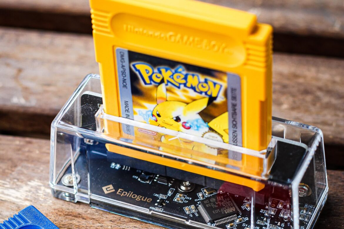 Play Game Boy cartridges on your computer with this $50 accessory